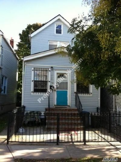 Queens County Single Family Home For Sale: 150-72 116th Rd