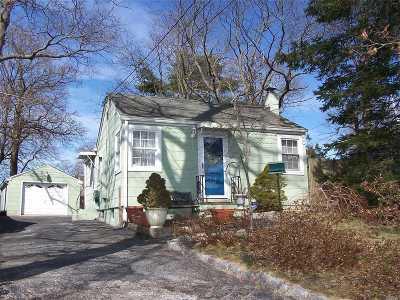 Lake Ronkonkoma Single Family Home For Sale: 251 Smith Rd