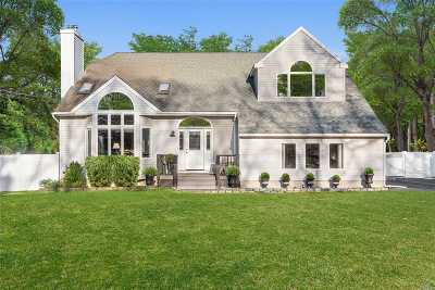 Hampton Bays Single Family Home For Sale: 14 Bittersweet Ave