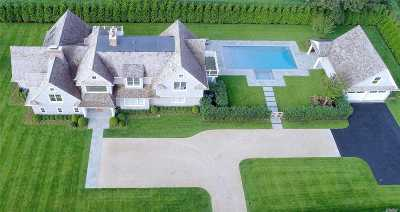 Quogue Single Family Home For Sale: 13 Beach Ln