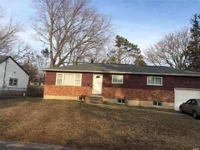 Deer Park NY Single Family Home For Sale: $349,999