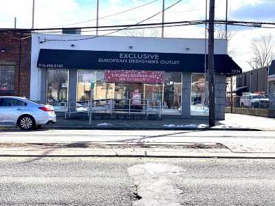 Queens County Commercial For Sale: 2036 Hillside Ave