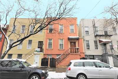 Ridgewood Multi Family Home For Sale: 18-65 Starr St