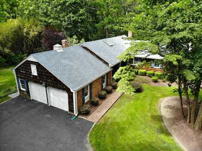 Nissequogue Single Family Home For Sale: 520 Long Beach Rd