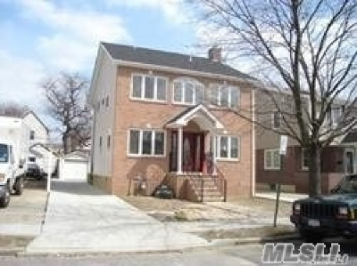 Williston Park Single Family Home For Sale: 29 Cushing Ave