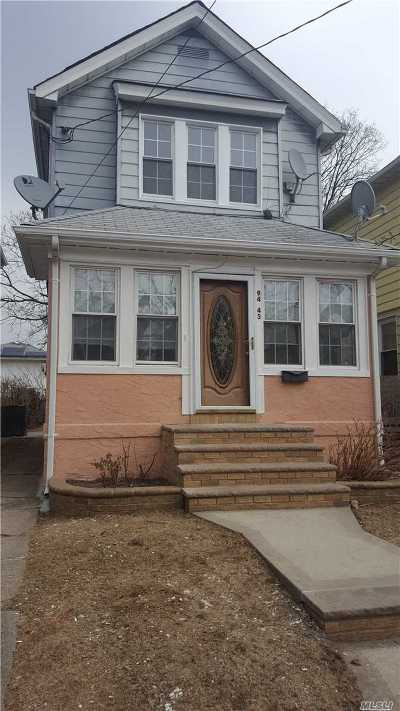 Floral Park Single Family Home For Sale: 94-43 226 St