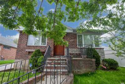 Flushing Single Family Home For Sale: 171-14 68th Ave