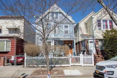 Woodhaven Multi Family Home For Sale: 80-25 90th Rd