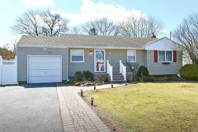 W. Babylon Single Family Home For Sale: 52 Baur St