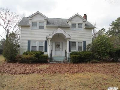 Ronkonkoma Single Family Home For Sale: 40 Warren Ave