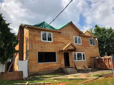 N. Massapequa Single Family Home For Sale: 254 N Linden St
