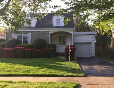 New Hyde Park Single Family Home For Sale: 95 Primrose Dr