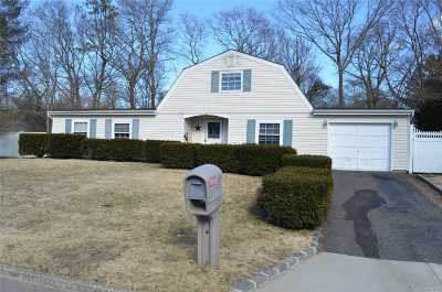 Farmingville Single Family Home For Sale: 5 Ramsy Ln