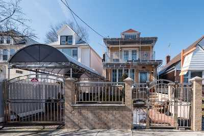 Jamaica Estates Single Family Home For Sale: 81-18 167th St