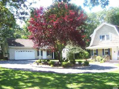 Hampton Bays Single Family Home For Sale: 29 Wakeman Rd