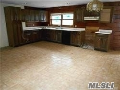 Yaphank Single Family Home For Sale: 419 Yap-Middle Islan Rd