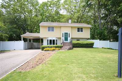 S. Setauket Single Family Home For Sale: 91 E Fawn Ln