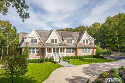 Southampton Single Family Home For Sale: 25 Parkside Ave
