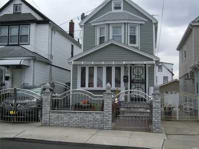 Queens Village Single Family Home For Sale: 93-12 214th St