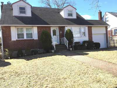 Massapequa Single Family Home For Sale: 204 N Boston Ave