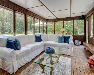 East Hampton Single Family Home For Sale: 7 Shadom Ln