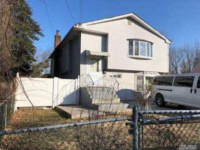 Wheatley Heights Single Family Home For Sale: 145 Nicolls Rd