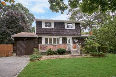 Farmingville Single Family Home For Sale: 2 Mount White Ave