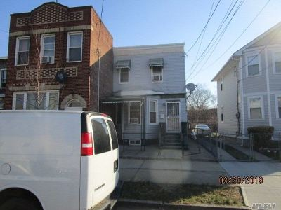 Jamaica Single Family Home For Sale: 107-07 157th St