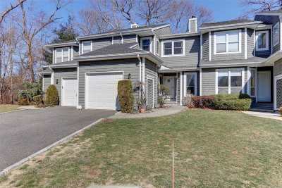 Commack Condo/Townhouse For Sale: 26 Wildberry Ct