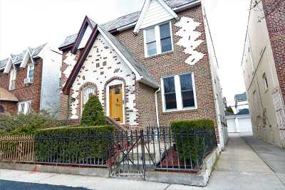 Jackson Heights Multi Family Home For Sale: 25-55 83rd St