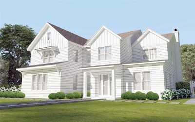Southampton Single Family Home For Sale: 85 Pelham St
