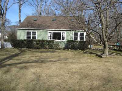 Mt. Sinai Single Family Home For Sale: 11 Lincoln Ave