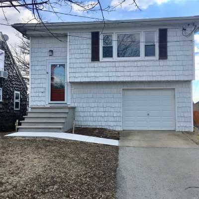 Copiague Single Family Home For Sale: 371 West Dr