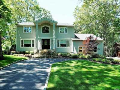 Dix Hills Single Family Home For Sale: 18 McCulloch Dr