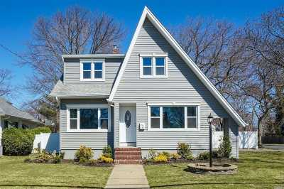 Merrick Single Family Home For Sale: 140 Thelma Ave