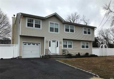 W. Babylon Single Family Home For Sale: 372 Manhattan Ave