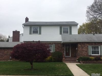 Farmingdale Single Family Home For Sale: 5 Leanore Dr