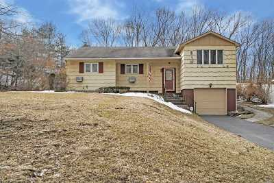 Smithtown Single Family Home For Sale: 43 Sheryl Cres