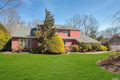 Kings Park Single Family Home For Sale: 4 Cliff Dr