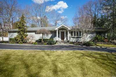 Smithtown Single Family Home For Sale: 51 Ledgewood Dr