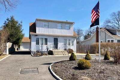 Bay Shore Single Family Home For Sale: 1389 Peters Blvd