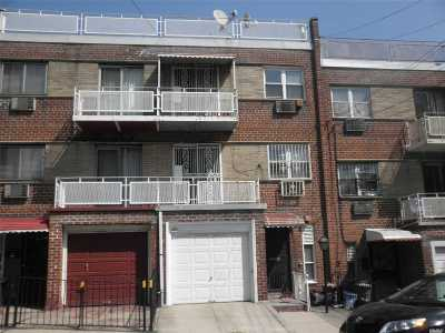 Elmhurst Multi Family Home For Sale: 45-05 74 St
