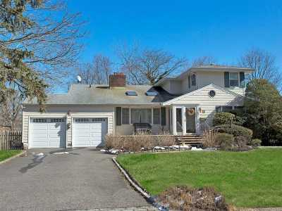 West Islip Single Family Home For Sale: 11 Larkspur Dr
