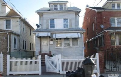 Jamaica NY Multi Family Home For Sale: $577,500