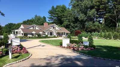 Lloyd Harbor Single Family Home For Sale: 237 Southdown Rd