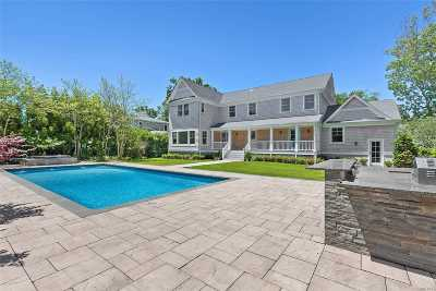 E. Quogue Single Family Home For Sale: 41 Landing Ln