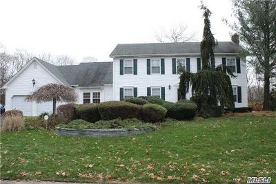 Setauket Single Family Home For Sale: 49 Buccaneer Ln