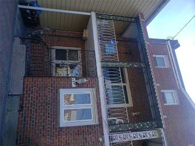 Brooklyn Multi Family Home For Sale: 126 Avenue V