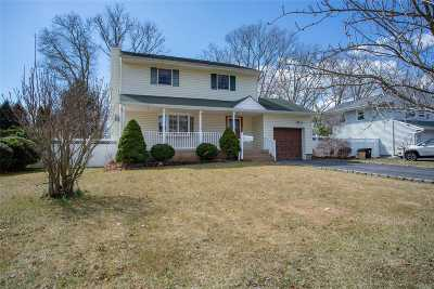 East Islip Single Family Home For Sale: 254 Timberpoint Rd