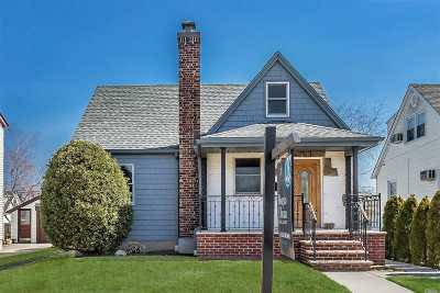 Bellerose, Glen Oaks Single Family Home For Sale: 85-35 252nd St